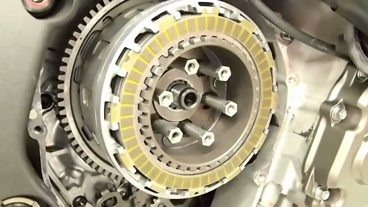Kawasaki ZX10R (0418) Clutch Mod Installation  PN: 270539  YouTube