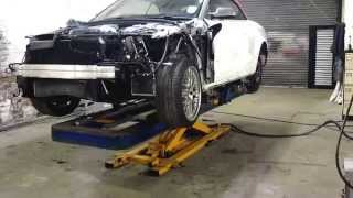 audi s5 cabriolet crash repair