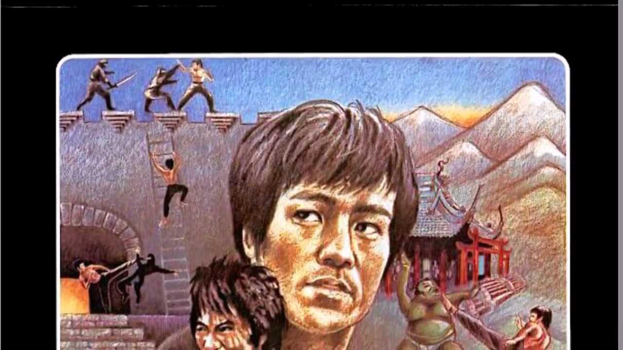 Bruce Lee Spiele