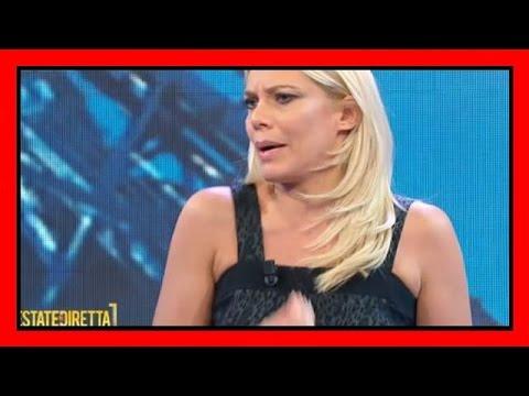 Eleonora Daniele perde le staffe, compleanno rovinato in diretta