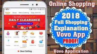 Vova app  | vova app se paise kaise kamaye | vova shopping kaise kare | vova app withdrawal | 2019