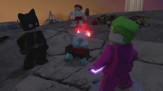 LEGO Batman 3 - Ysmault Hub World 100% Guide (All Collectibles)