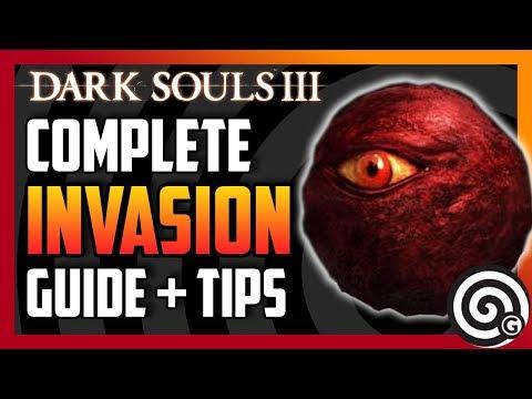 Dark Souls 3 - In Depth Invasion Guide + Tips
