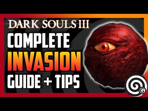 Dark Souls 3 - In Depth Invasion Guide + Tips | Timestamps Included