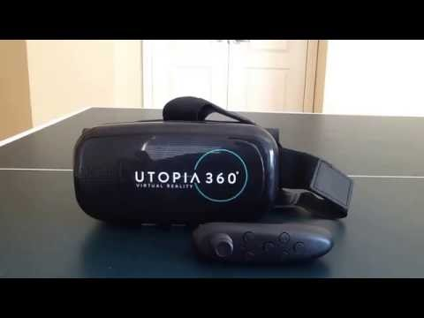 Review | Utopia 360 Virtual Reality