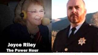 Grant County Sheriff Glenn Palmer interviewed by Joyce Riley of The Power Hour