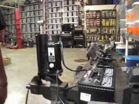 SOLD  Mercury 2 Wire Power Trim Pump and    Motor    System