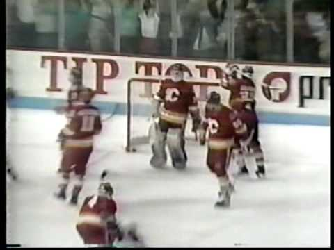 Montreal Canadiens vs. Calgary Flames 1989 Stanley Cup Final