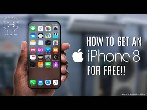 how to get a iphone 8 for free 2018 working youtube. Black Bedroom Furniture Sets. Home Design Ideas