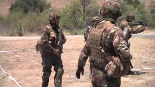 U.S. Marines Give New Zealanders House-to-House Combat Training!