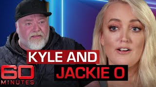 Exclusive: Radio Stars Kyle And Jackie O's Most Outrageous Interview Ever | 60 Minutes Australia