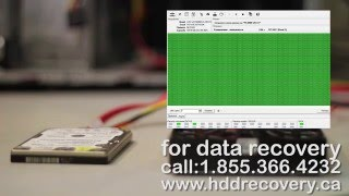 how to recover data on laptop hard drive with clicking sounds