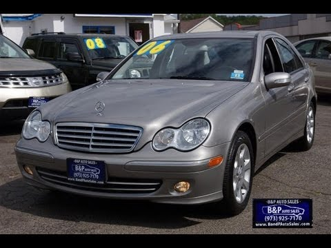 2006 mercedesbenz c class c280 4matic youtube for 2006 mercedes benz c280 4matic