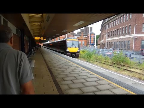 (Full Ride) Leicester To Birmingham New Street With Cross Country (class 170)