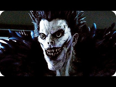 Play DEATH NOTE 3 Trailer (2016) Live-Action Movie