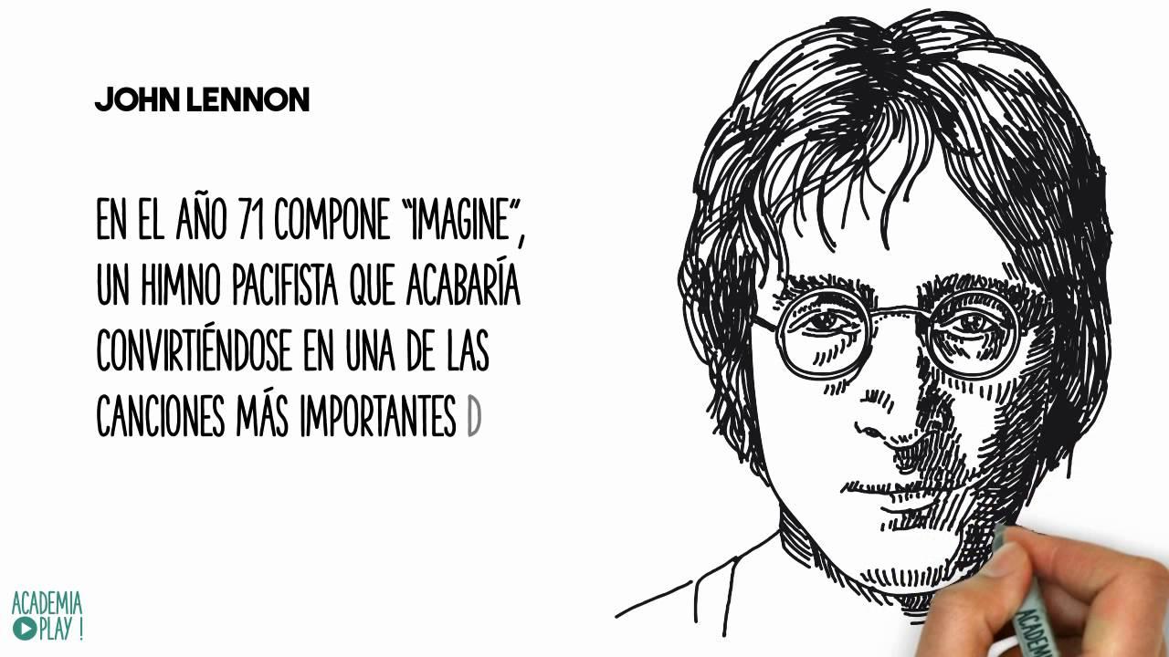 10 datos sobre la vida de John Lennon