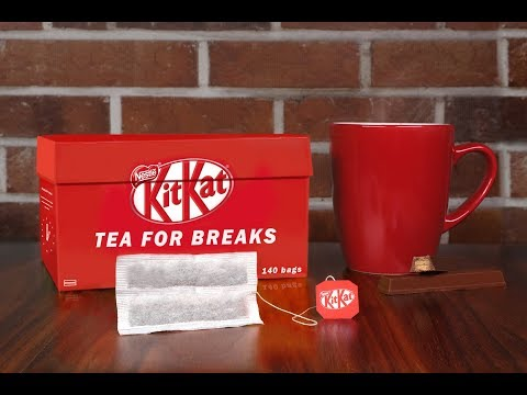 KITKAT Tea For Breaks