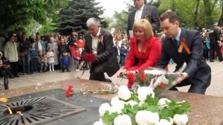 В Феодосии прошел парад(, 2014-05-09T08:42:11.000Z)
