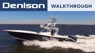 Yellowfin 42 Center Console in Annapolis [SOLD]