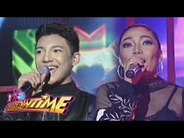 It's Showtime: Darren and Jona's smashing performance on It's Showtime stage