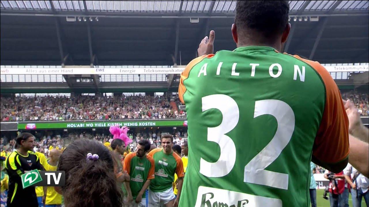 Ailton Werder Bremen