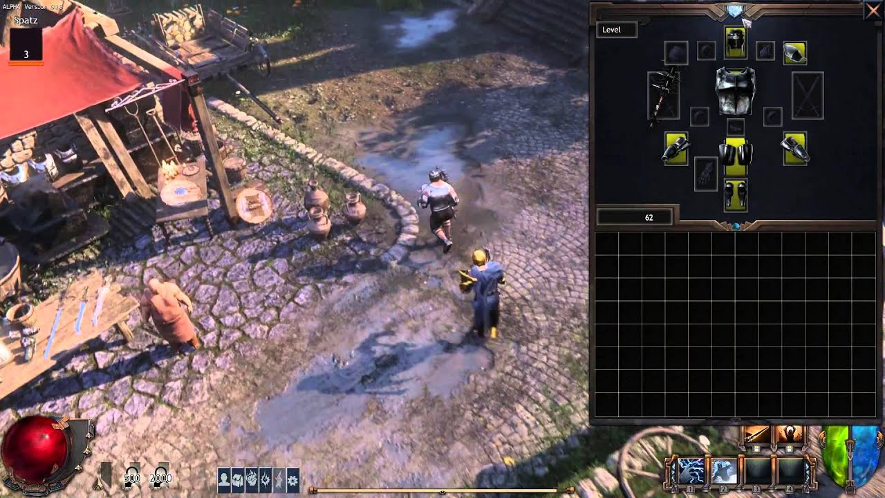Wolcen Lords Of Mayhem Early Alpha Build 0 1 0 Gameplay
