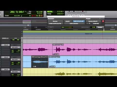 Reverse Vocal Swell Trick - TheRecordingRevolution