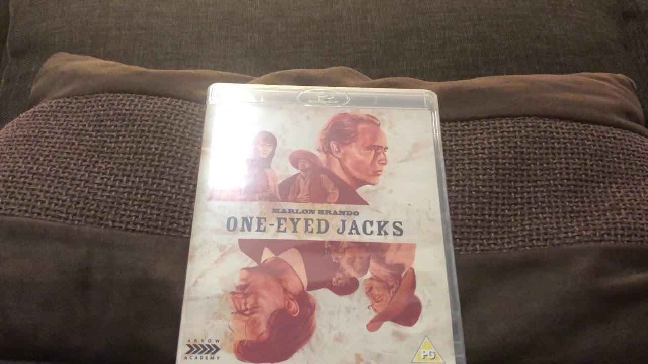 Download One-Eyed Jacks - arrow academy blu ray Review