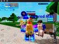 Roblox| Lần đầu bật mic chơi game với Roblox boyvn