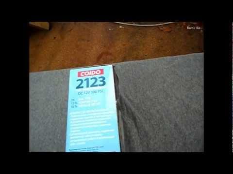 Автомобильный компрессор COIDO 2123