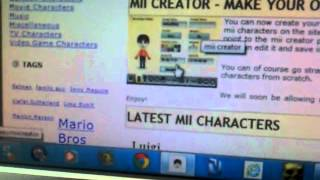 How To Hack Mii Names For Mario Kart Wii With Only An SDHC Card! (Homebrew Need!)