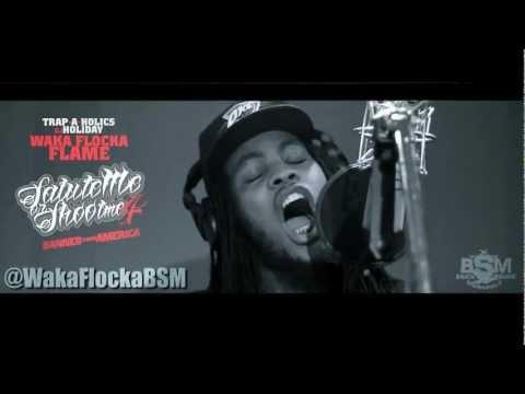 Waka Flocka Flame - Salute Me Or Shoot Me 4 Trailer ft. Wooh Da Kid & D Dash Thumbnail image