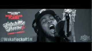 Waka Flocka Flame - Salute Me Or Shoot Me 4 Trailer ft. Wooh Da Kid & D Dash