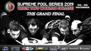 Tom Cousins vs Phil Harrison - L 16 - The Supreme Pool Series Grand Final - T16