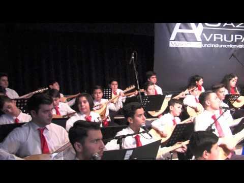 Avrupa Müzik okulu 6.yil konseri.Dietzenbach