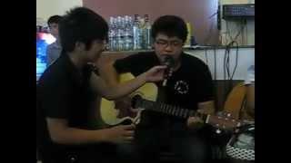 Trời chiều guitar cover by anh Duy không gầy *_^