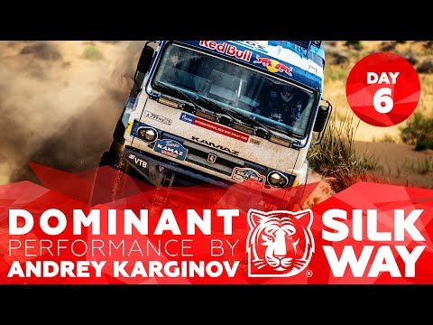 2018.07.26 Silk Way Rally 2018. Daily Highlights. Day 6