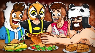 Video A Very Corny Thanksgiving! - Gmod Deathrun! download MP3, 3GP, MP4, WEBM, AVI, FLV November 2017