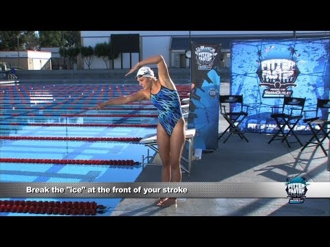 Swim Like a Champion - Distance Freestyle DVD | SwimOutlet.com