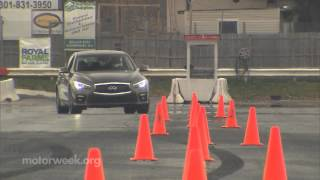 Road Test: 2014 Infiniti Q50