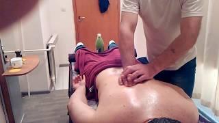Swedish massage tutorial video online
