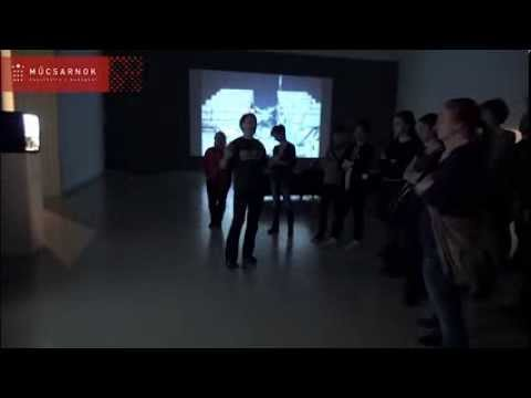 Záró tárlatvezetés az Egy város entrópiája - Julia Stoschek Collection című kiállításon