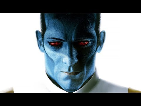 All The Voice-Actors For Grand Admiral Thrawn