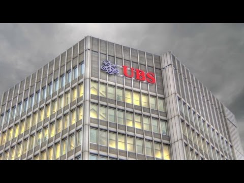 What Not to Do: UBS Bank's Big Failure
