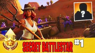 Get FREE Battle Pass Tier Season 6 Week 1 Hidden Battlestar Location (Secret Hunting Party #1)