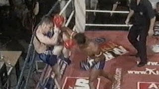Rungchai Makate vs Damien Trainor