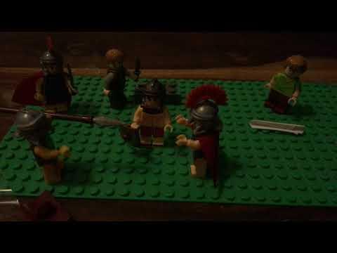 Julius Caesar's death