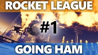 Rocket League: Going HAM - Episode 1