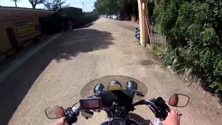 France and Spain on a Harley Davidson July & August 2013 Part-2