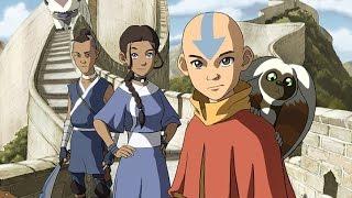 Avatar: The Last Airbender 2005 - sábado por la Mañana de dibujos animados Boom podcast